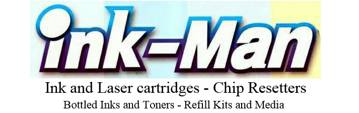 InkMan Ink and Toner Refills